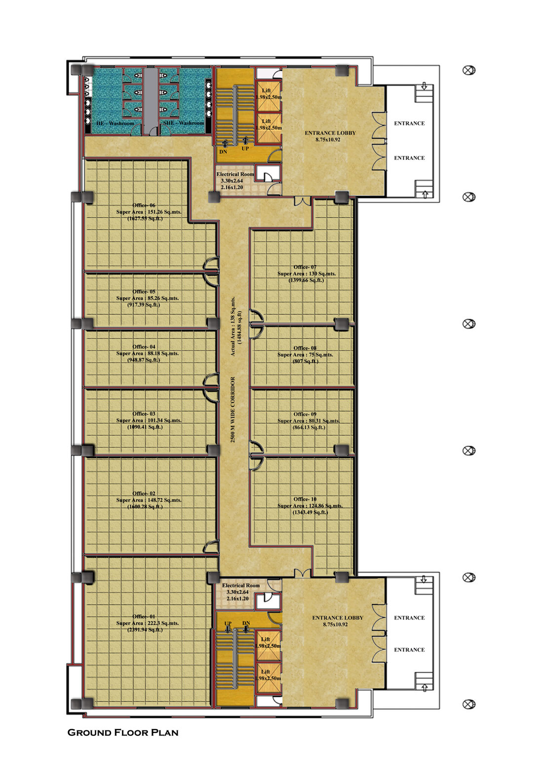 Comcalculate floor square footage crowdbuild for for Floor calculator math